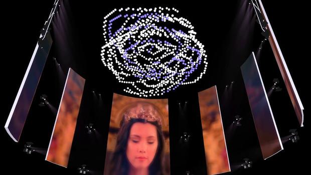 The Goddess 3D Pre-Visualization