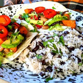Lime & Coriander Rice