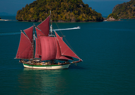 Long term crew for historic sailing vessel in South East Asia