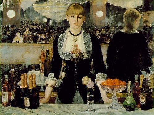 Manet_Bar at the Folies-Bergere
