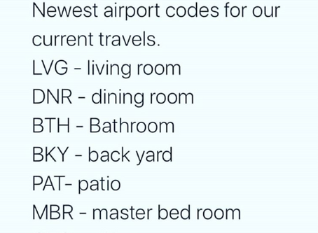 The joys of travel without leaving home