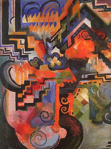 Colored Composition