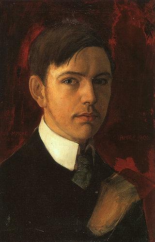 Self Portrait 1906
