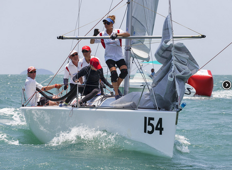 Thailand Top of the Gulf Regatta