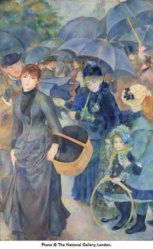 Renoir_The Umbrellas