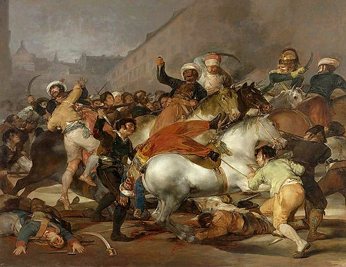 Goya_The Second of May 1808