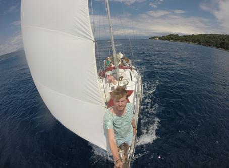 Sailing Adriatic (Island hopping)