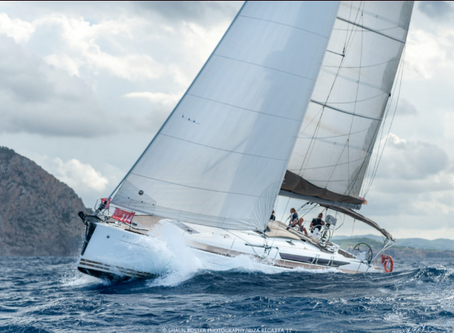 Ibiza Regatta - few spots left