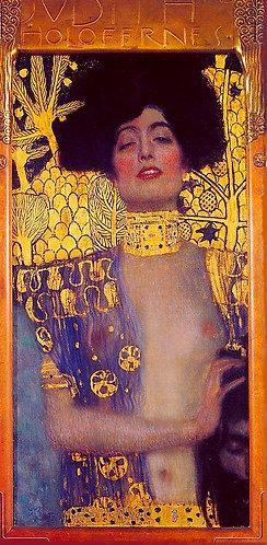 """Judith 1"" by Klimt"