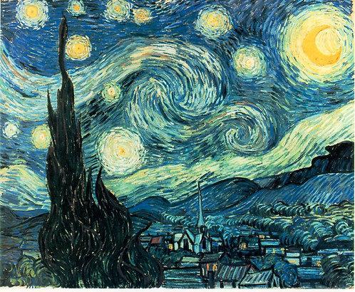 """The Starry Night"" by Van Gogh"