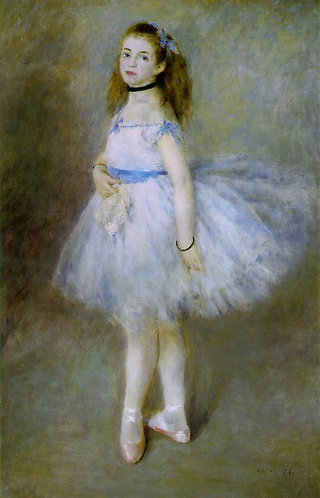 Renoir_The Dancer