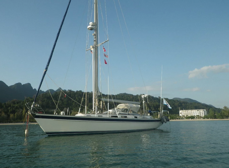 Looking for crew from Brazil to the Caribbean and onwards to the Med.