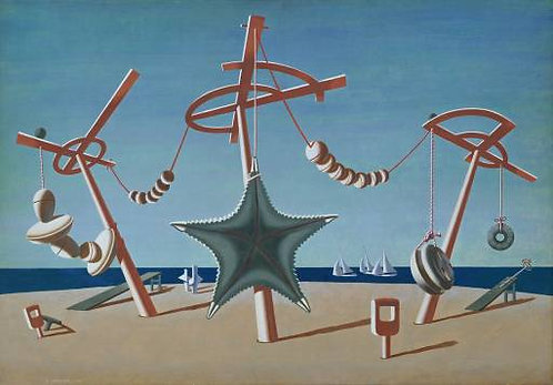 Wadsworth_The Beached Margin 1937