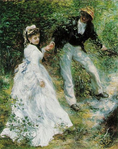 Renoir_The Promenade