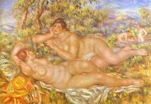 Renoir_The Great Bathers (The Nymphs)