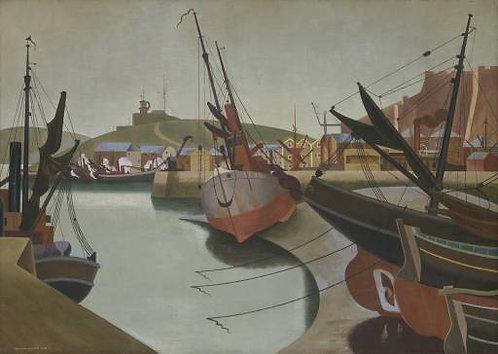 Wadsworth_Seaport 1923