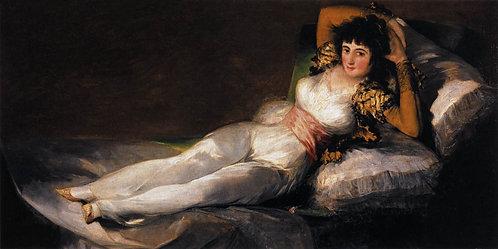 Goya_The Clothed Maja