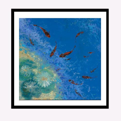Koi Paintings II