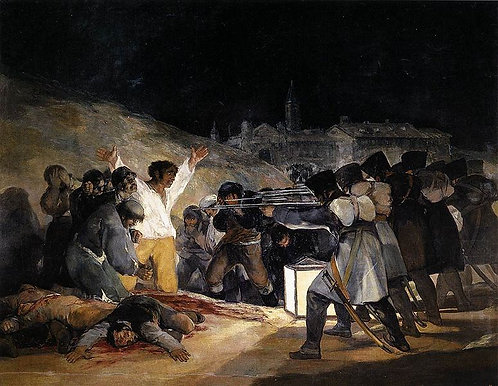 Goya_The Third of May 1808