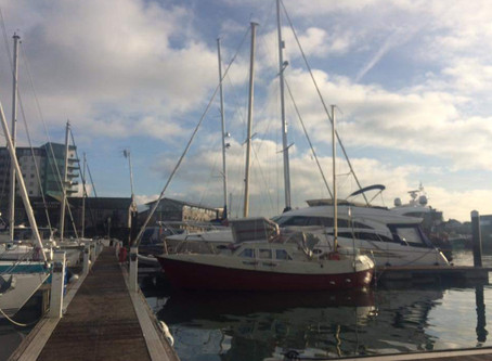 Atlantic Crossing End March 2019