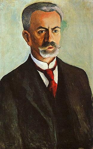 Portrait of Bernhard Koehler