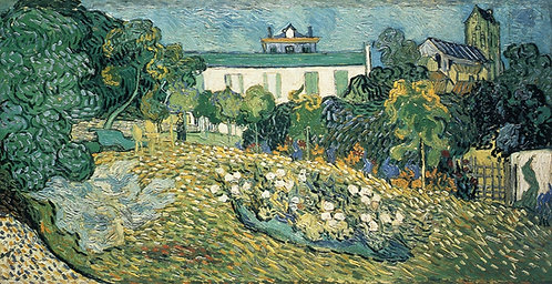 """Daubigny's Garden"" by Van Gogh"