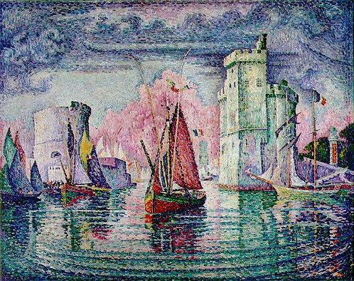 Signac_La Rochelle