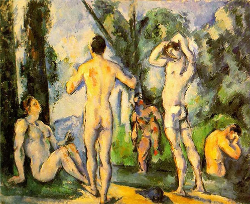 Cezanne_Bathers