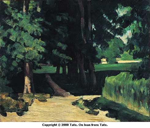 Cezanne_The Avenue at the Jas de Bouffan