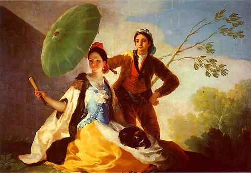 Goya_The Parasol