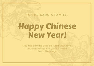 Year of the Dog Chinese New Year Card.jp