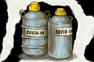 Covid 19 milk canisters.jpg