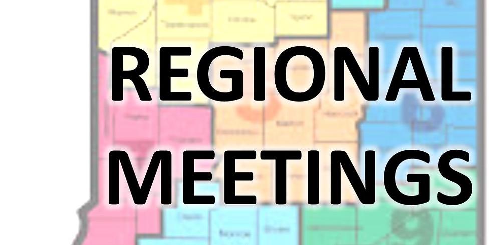 2020 IDP Regional Meetings