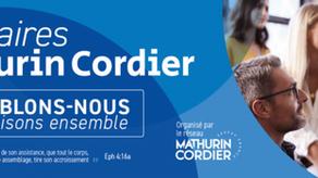 Webinaires du réseau d'écoles Mathurin Cordier 2021