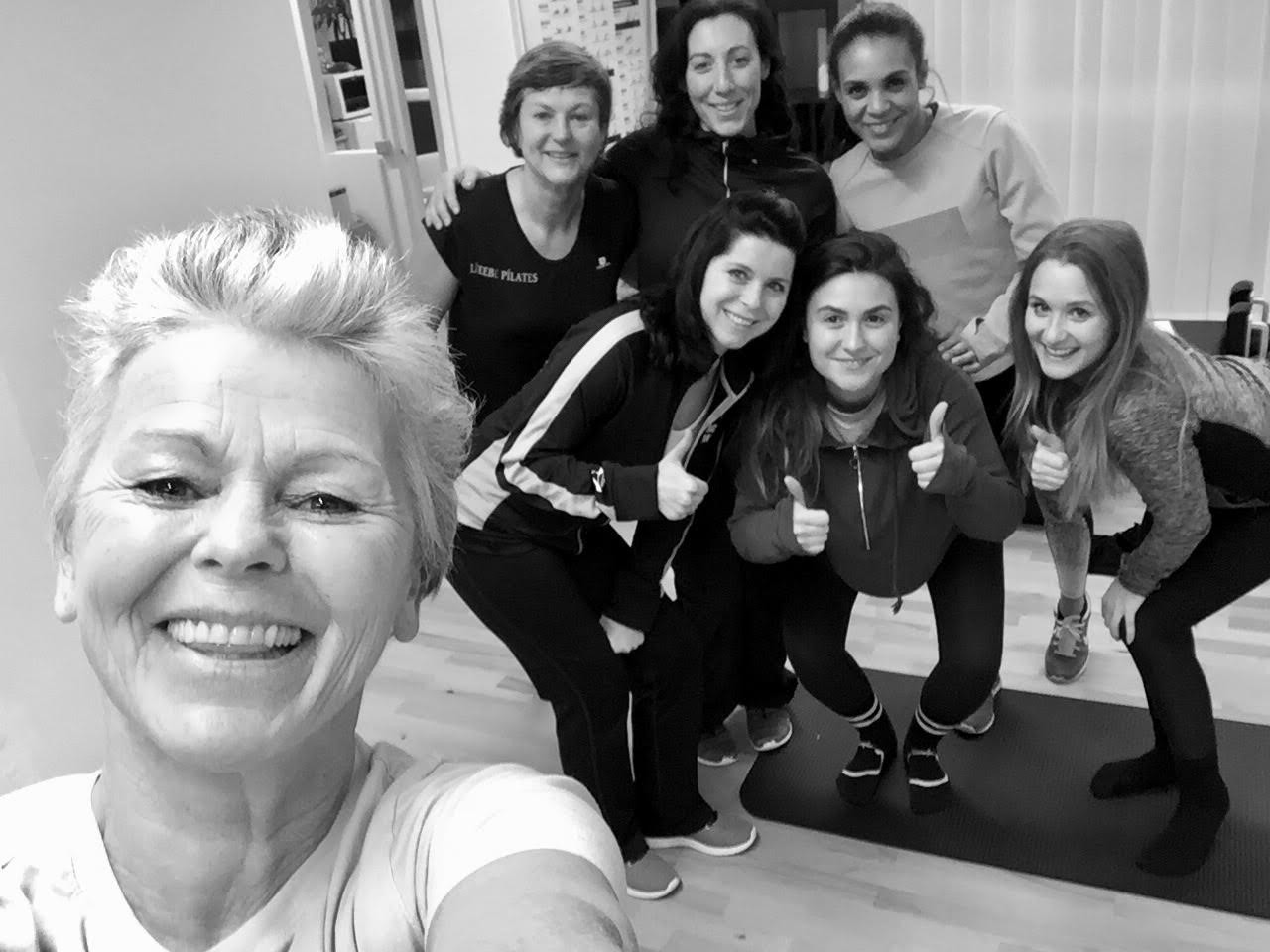 Pilates Woman Power!