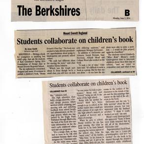 Berkshire Eagle - Children's Book Illust