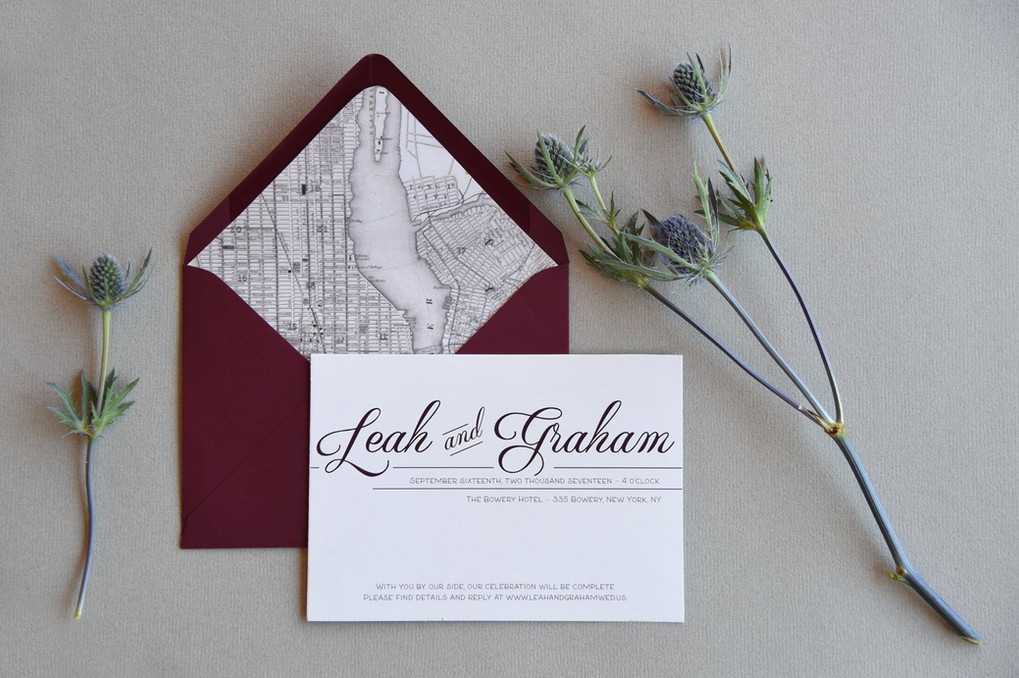 Event Stationery