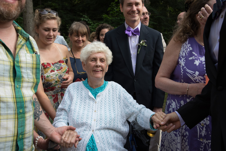 Berkshire Backyard Wedding