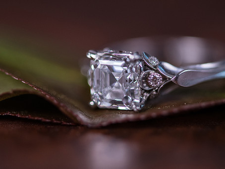 Jewelry Photography in the Valleys