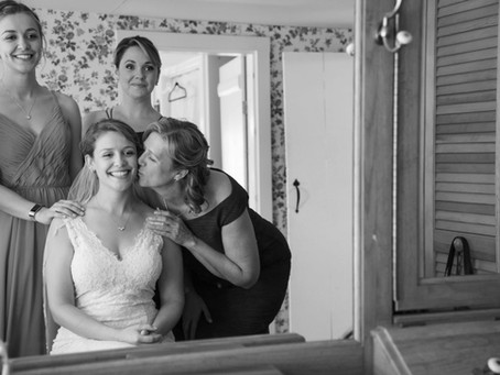 Tips for beautiful Pre-ceremony shots!