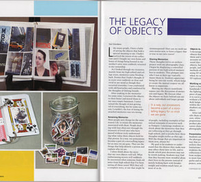 School Arts Magazine - The Legacy of Obj