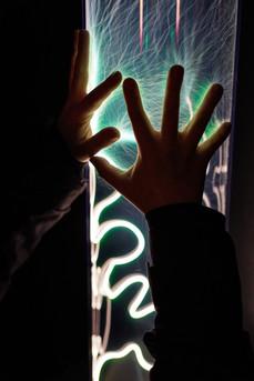 Jonny's hands