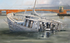 """The Haunted Wreck of Lady Pontchartrain"""""""