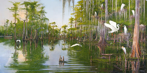 """""""The Ancient Swamp"""""""