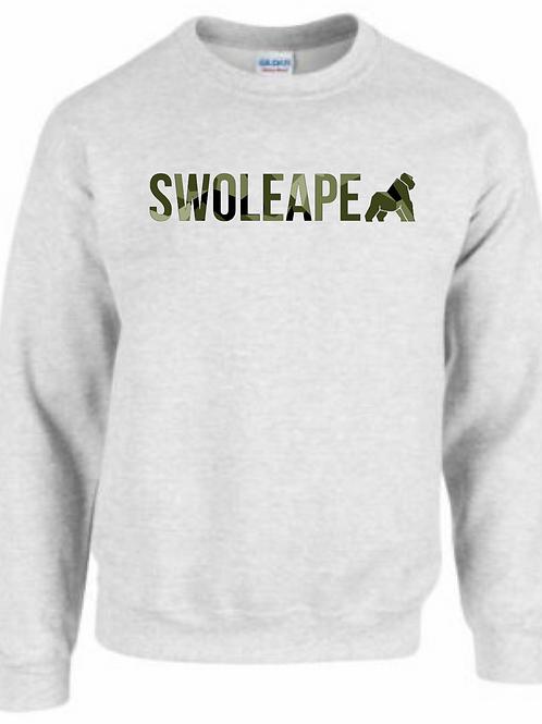 Swole Ape Green Camo