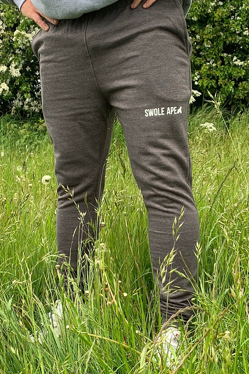 Charcoal Tapered Joggers