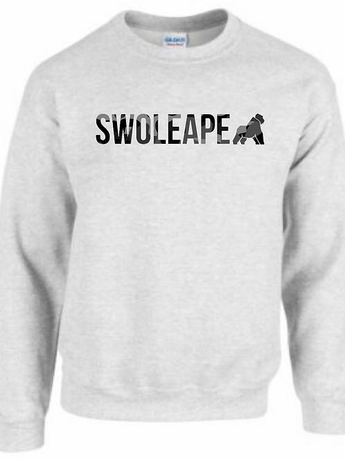 Swole Ape Black Camo