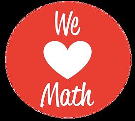 We love Math so Much!