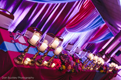 South Asian Wedding Backdrop