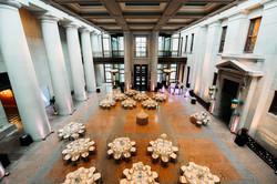 Public venue wedding